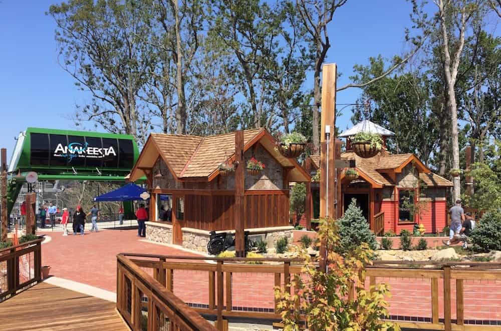 Firefly Village at Anakeesta in Gatlinburg