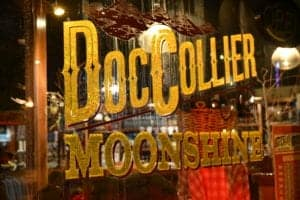 doc collier moonshine in gatlinburg
